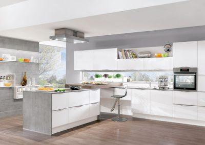 Küchenstudio Janthur-Farbtrends-Weiße Trendküche 427