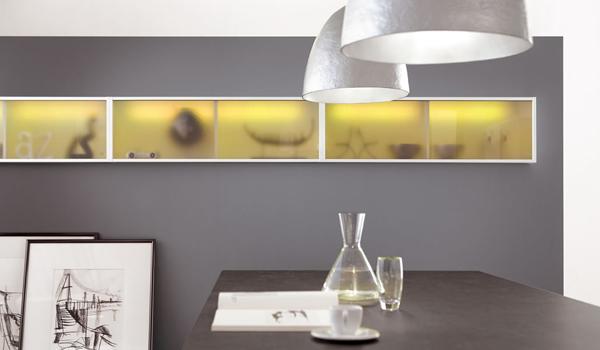 beleuchtung f r die k che mehr erfahren bei k chenstudio janthur. Black Bedroom Furniture Sets. Home Design Ideas