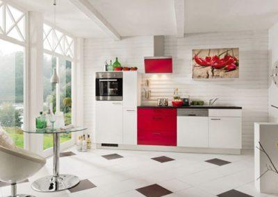 Küchenstudio Janthur-Farbtrends-rot