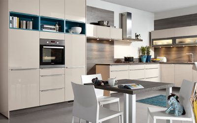 Express Küchen – Living Kitchen 2015 IMM Nolte Group