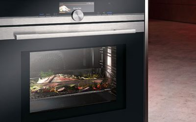 Siemens – Backofen mit softClose