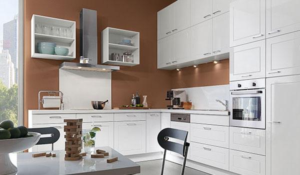 Corian Arbeitsplatten bei Küchenstudio Janthur