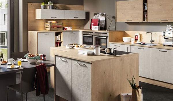 Holz Arbeitsplatten bei Küchenstudio Janthur