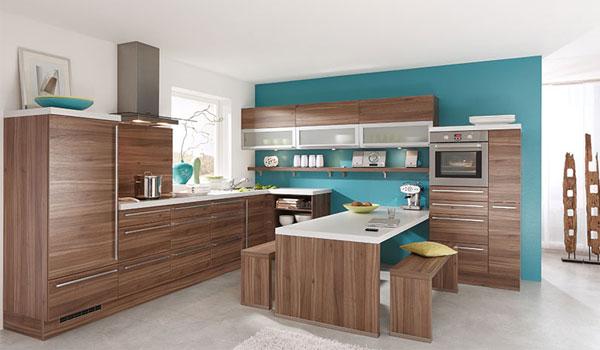 zeitloses Design durch Küchenmöbel aus Chemnitz