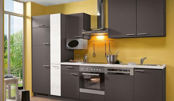 Kunststoff Arbeitsplatten bei Küchenstudio Janthur