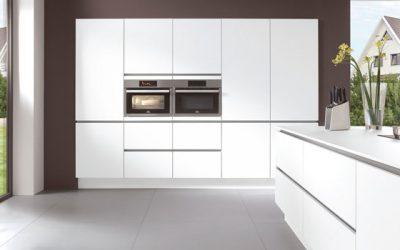 Grifflose Küchen