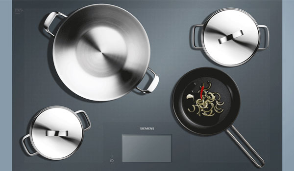 Küchenstudio Janthur - Vollflächeninduktion innovativ und modern