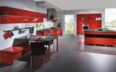 Küchenfronten: Lacklaminat immer beliebter