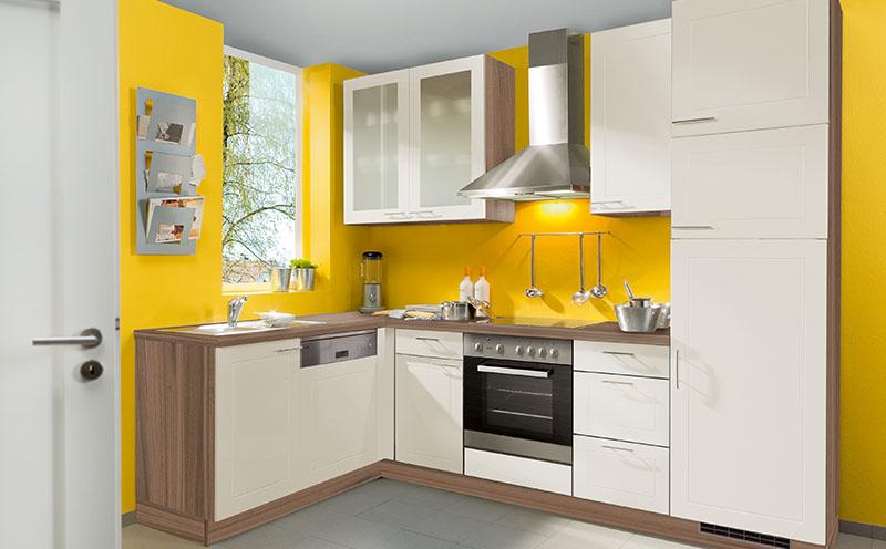 Die beste Lösung für kleine Haushalte - Singleküchen