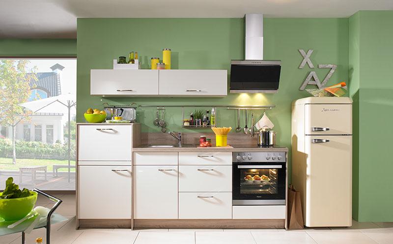 Singleküchen - Multifunktionalität auf kleinen Raum