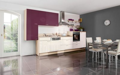 Küchenfronten – kleine Materialkunde