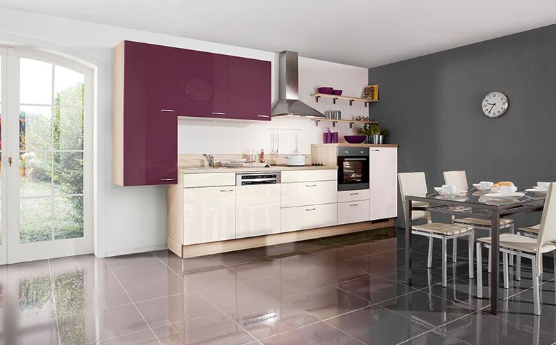 Singleküche - Entscheidung aufgrund der baulichen Begebenheiten in der eigenen Wohnung