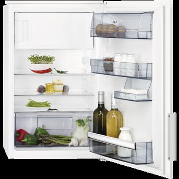 bei modernen Kühlgeräten - Ausstattung mit der 0°-Technik