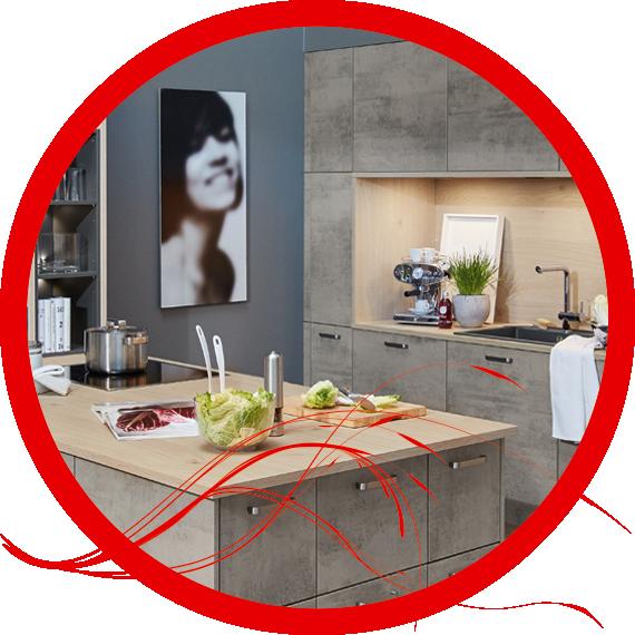 schönes Küchenzubehör finden durch Küchen Knowhow Chemnitz