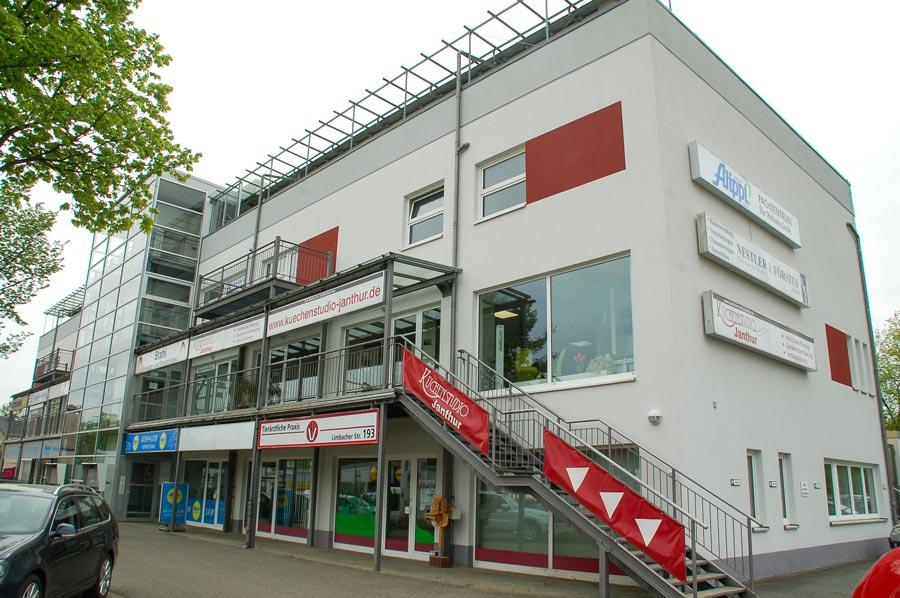 Küchenstudio Janthur in Chemnitz, Einsiedler Straße - Außenansicht