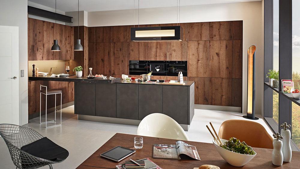 Die Kücheninsel - der funktionale Raumteiler in Ihrer Wohnung