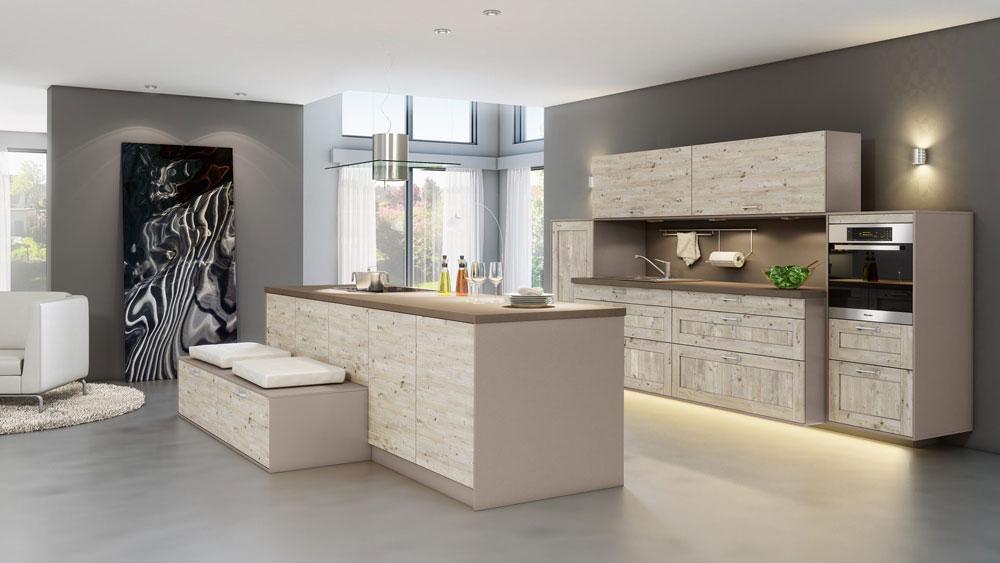 Die Kücheninsel kann mehrere Funktionen in einem vereinen - lassen Sie sich beraten