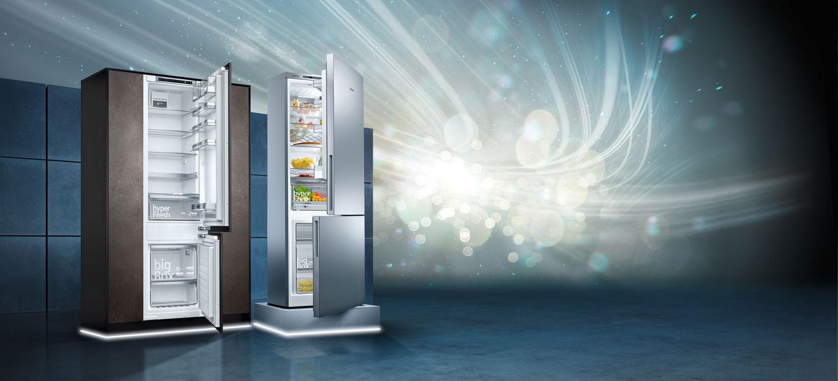 Kühlschränke mit Kellerfach - Lassen Sie sich beraten in Ihrem Küchenstudio Janthur