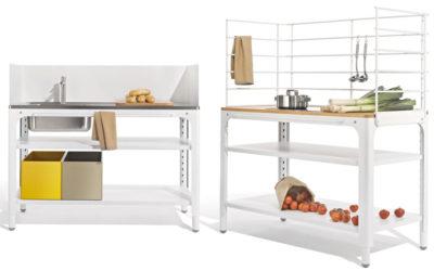Hochflexible Konzeptküchen