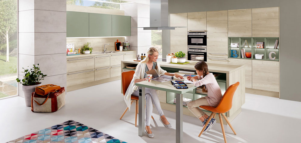 Der Essbereich ist das Herz in jeder Wohnung und das Zentrum in jedem Haus.